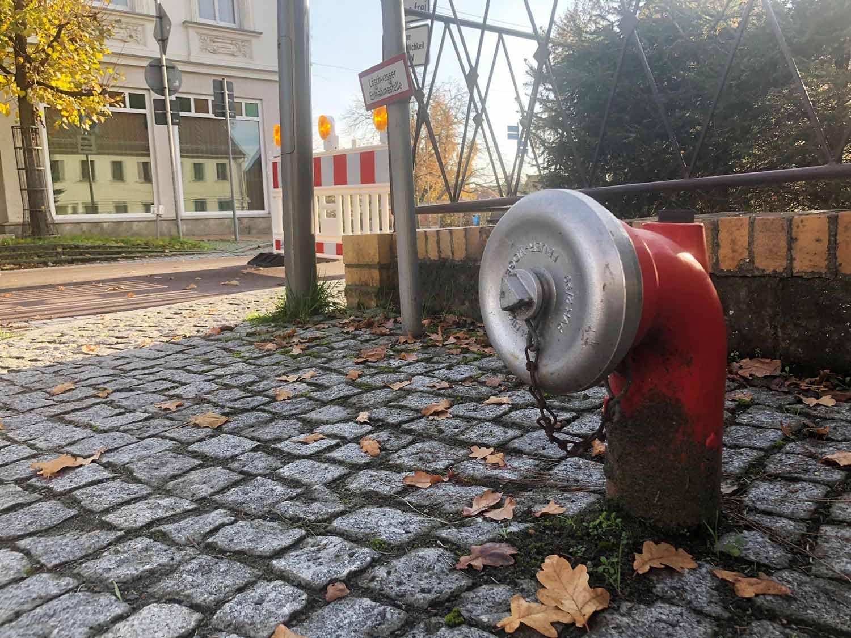 Brunnenkopf für Löschbrunnen