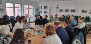 """Erstes Treffen """"Netzwerk Natur Brandenburg"""""""