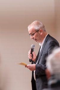 Pfarrer Matthias Blume, Lehniner Gespräch, Evangelisches Diakonissenhaus, Lehnin
