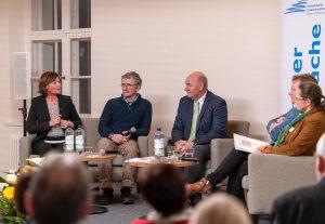 Monika Jones, Lehniner Gespräch, Evangelisches Diakonissenhaus, Lehnin