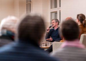 Hans-Georg Baaske, Lehniner Gespräch, Evangelisches Diakonissenhaus, Lehnin