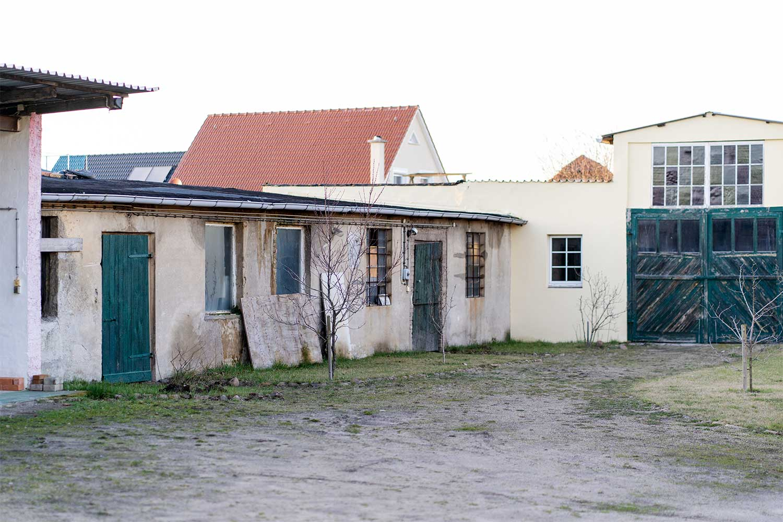 Alte Brücker Post, Französisches Haus, Brück