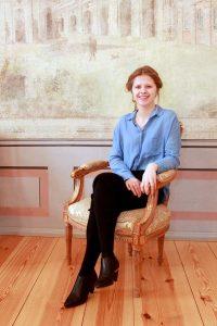 Gina-Luise Schrey, Spargelkönigin, Beelitz