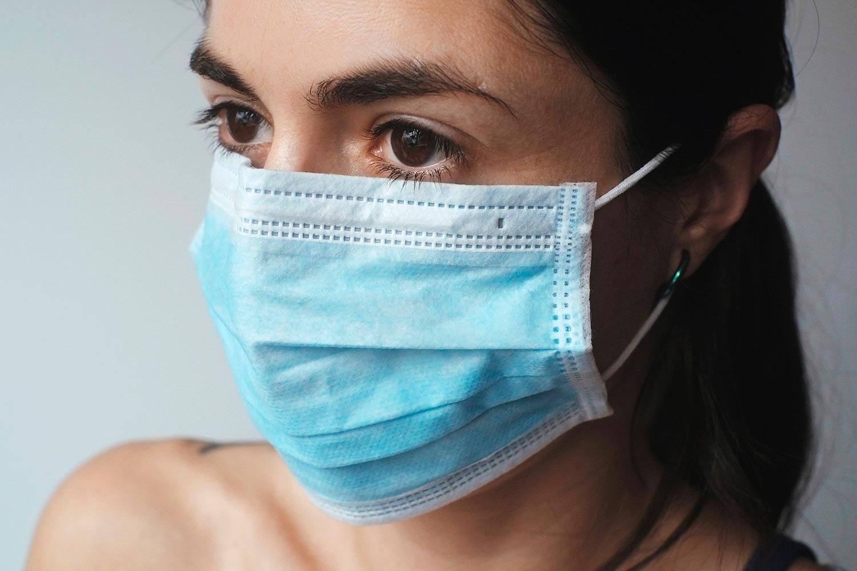Mund-Nase-Maske, Coronavirus