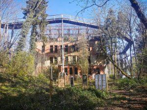 Alpenhaus, Baumkronenpfad, Baum&Zeit, Beelitz-Heilstätten