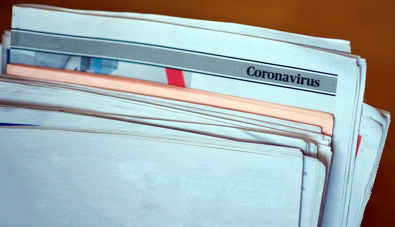 Coronavirus-Zeitung