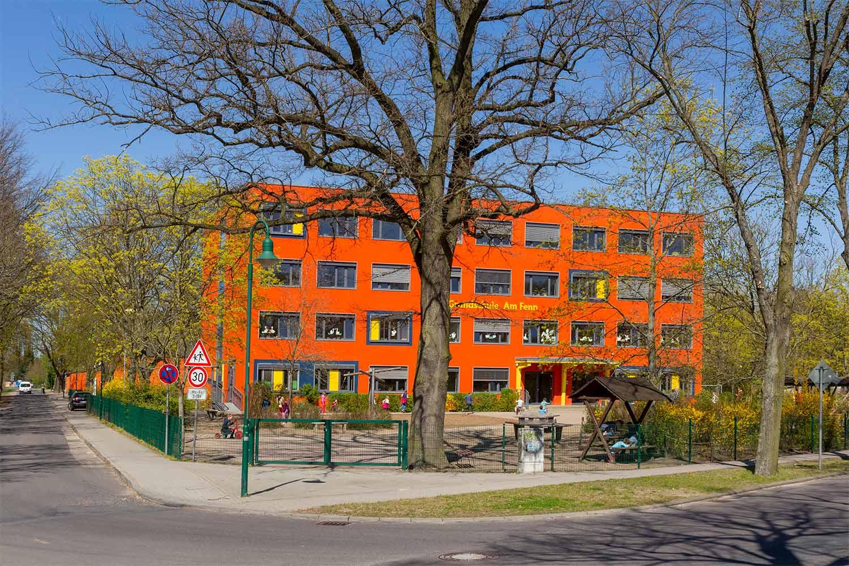 """Grundschule """"Am Fenn"""", Damsdorf"""