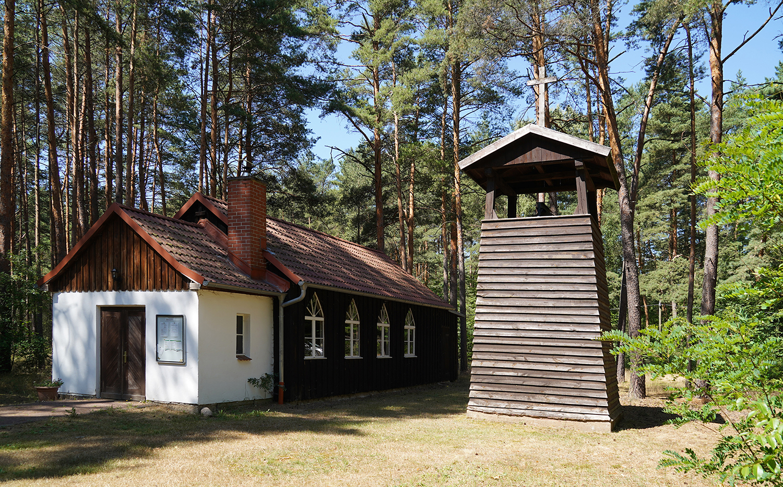Waldkirche Borkwalde