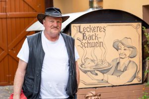 Gömnigk, Backschein-Tenne, Bernd Schulz