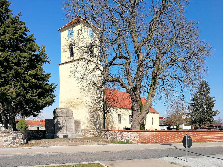 Dorfkirche, Cammer, Kirche des Monats
