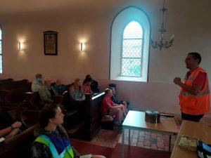 Predigt in Garlin