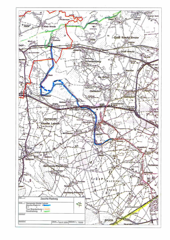 Zauche-Radweg-Gesamt-Trassenplan