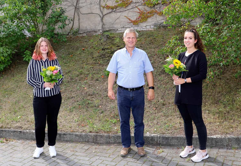 Tegenne Kirchhoff, Georgia Tyra Till, Uwe Brückner