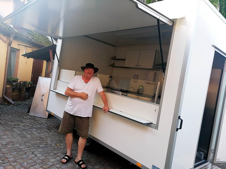 Backschwein-mobil