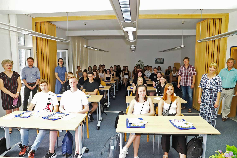 11. Klassen, Lehnin