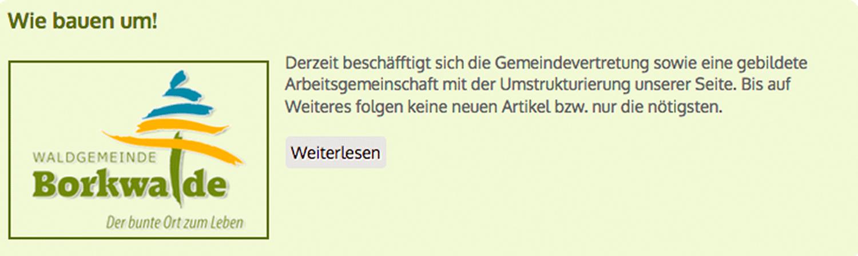 Borkwalde_Webseite_Umbau