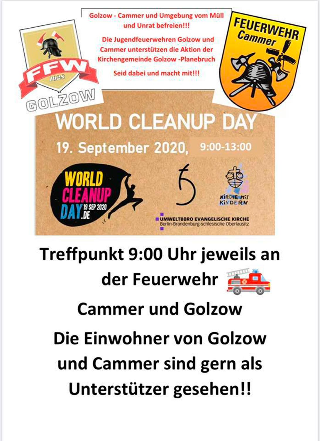 Cleanup-Day-Cammer-Golzow