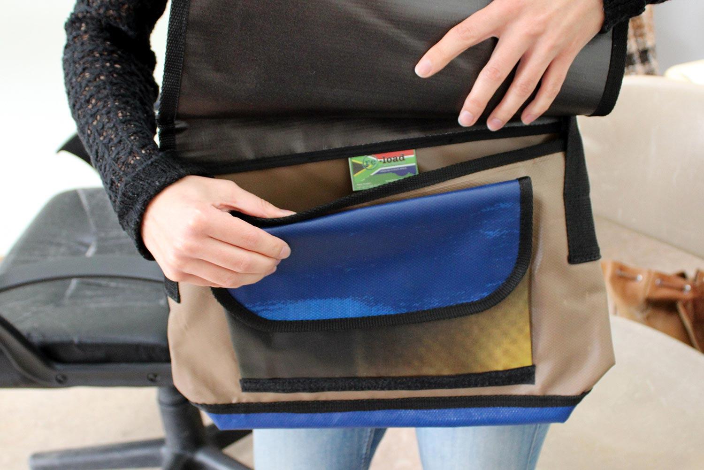 Beelitz, Oberschule Beelitz, Fairtrade-Taschen
