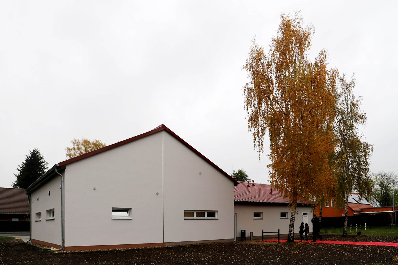 Rietz, Feuerwehr Rietz, Feuerwehrgerätehaus Rietz