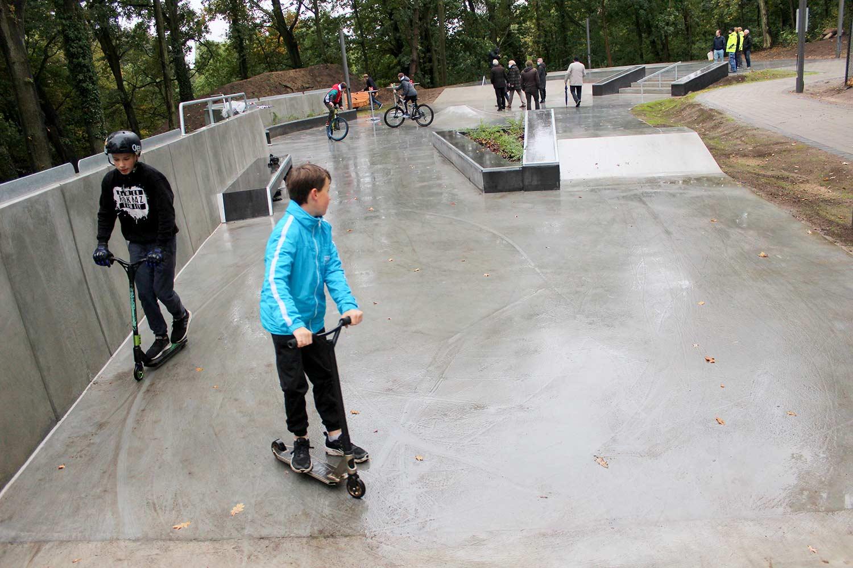 Beelitz, Skaterpark