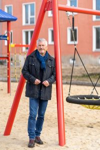 Brück-Ausbau, Helmut Roling