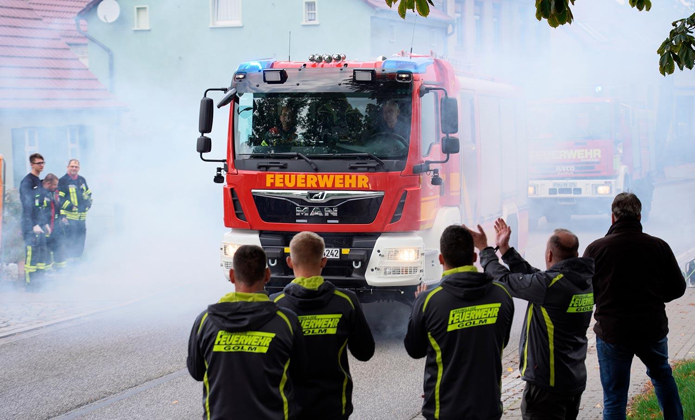Glindow, Feuerwehr Glindow,