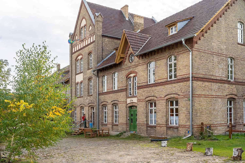Kunstgut Krahne, Krahne