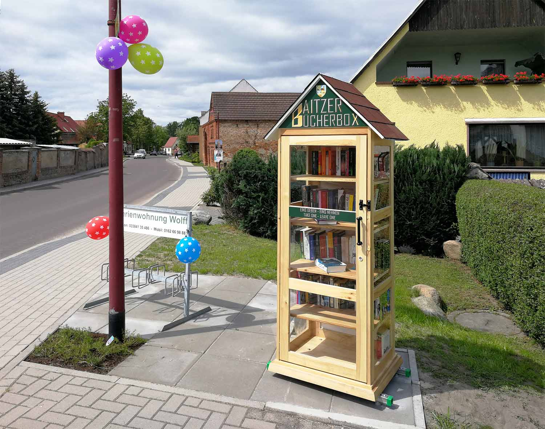 Baitz, Baitzer Bücherbox