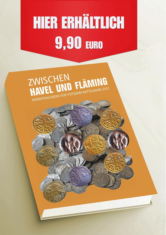 Heimatkalender Potsdam-Mittelmark 2021, Zwischen Havel und Fläming
