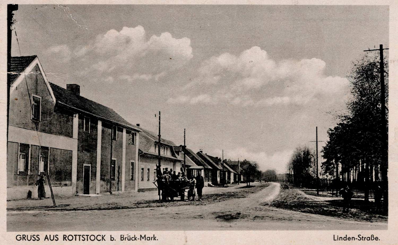 Rottstock bei Brück