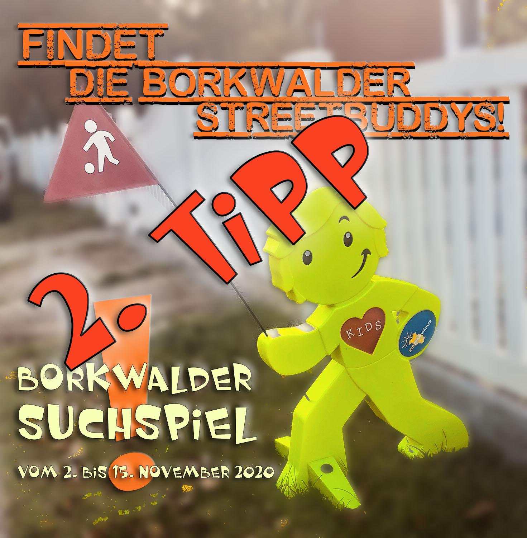 Streetbuddy Tipp 2