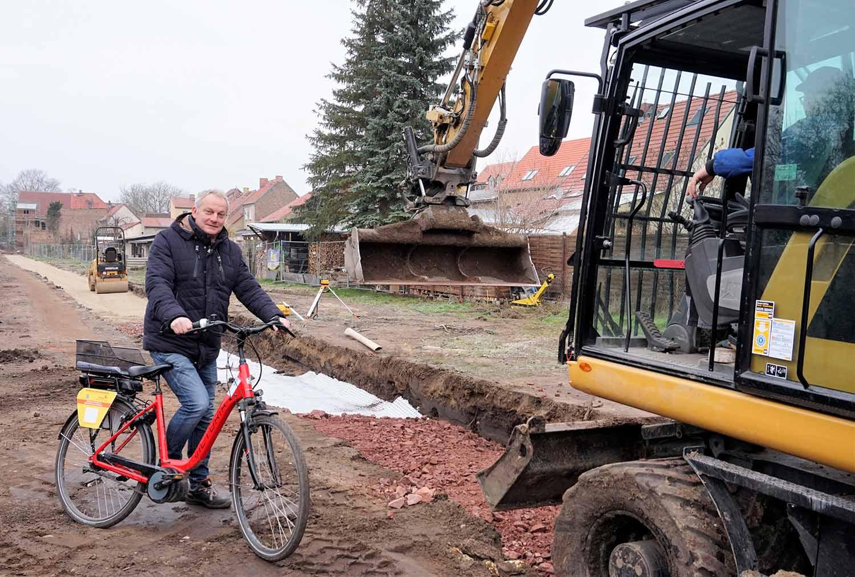 Bernd Güldner, Beelitz, LAGA