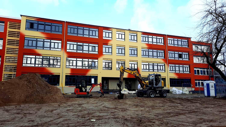 Jahresrueckblick-2020-Baustelle-Anbau-Lehniner-Schulcampus-!