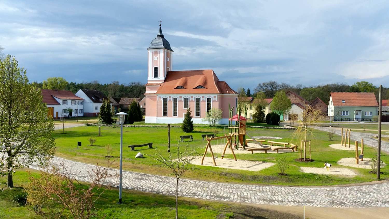Reesdorf, Rundling
