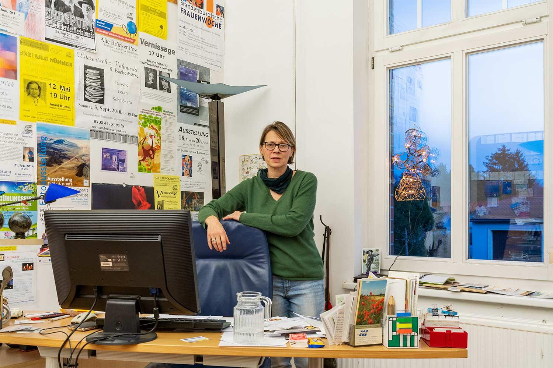 Ricarda Müller, Brück, Alte Brücker Post