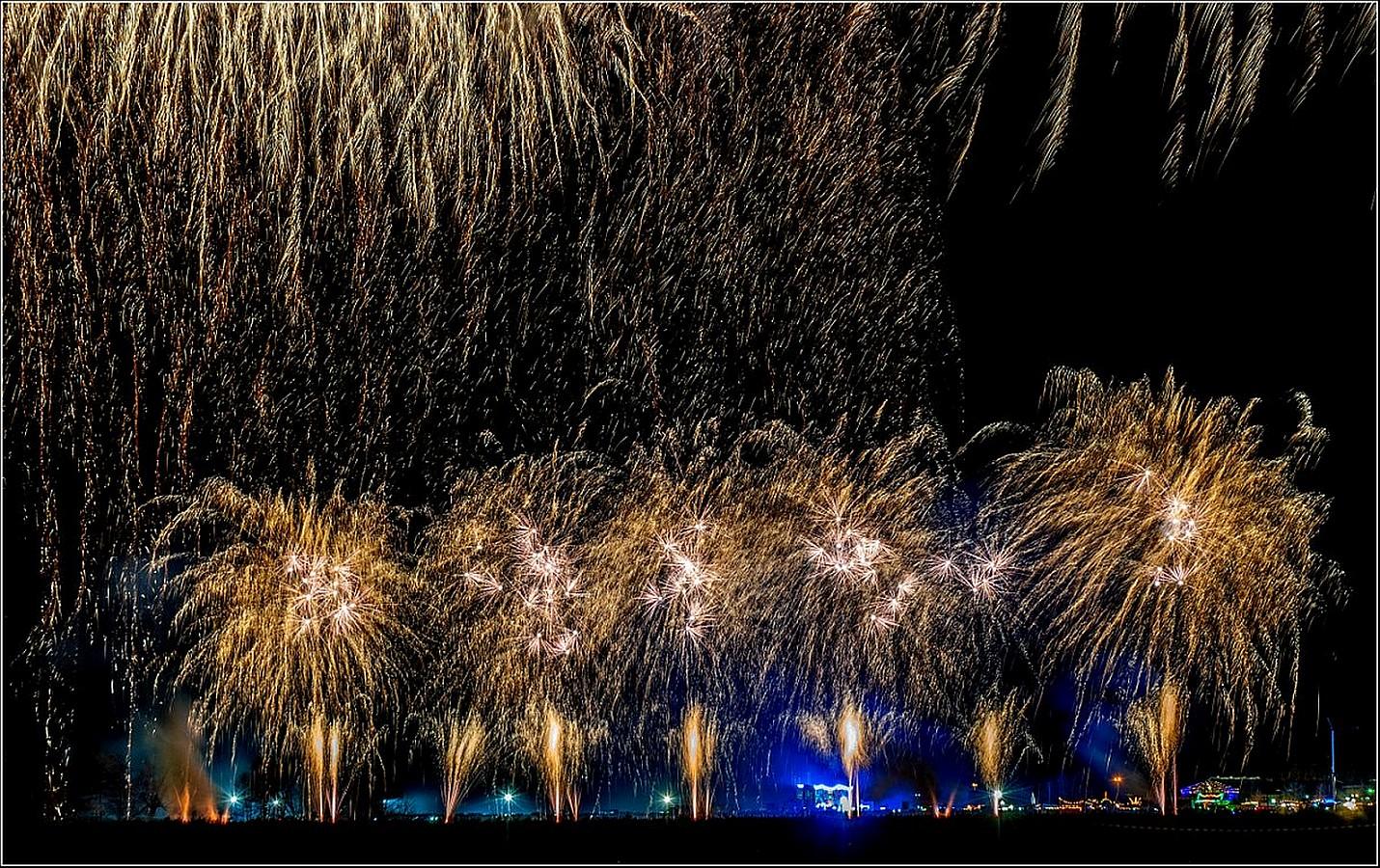 (Kein?) Buntes Feuerwerk zum Jahreswechsel?