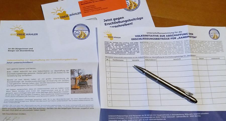 Unterschriftenliste-FW-Borkwalde