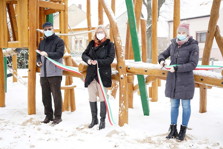 Glindow, Spielplatz