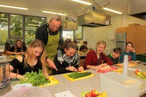 Beelitz, Oberschule Beelitz, Verbraucherschule