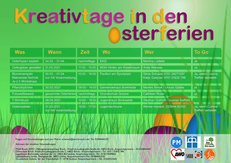 Kreativtage-Osterferien-2021