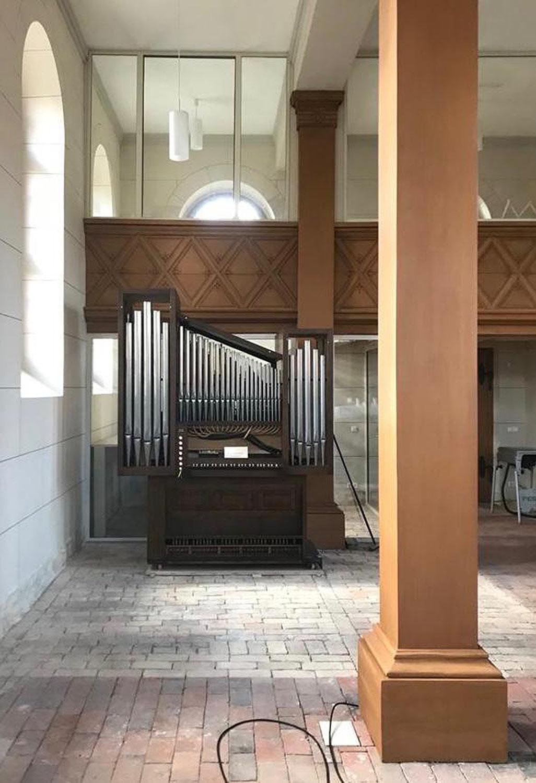Orgel, Schäpe, Schinkelkirche