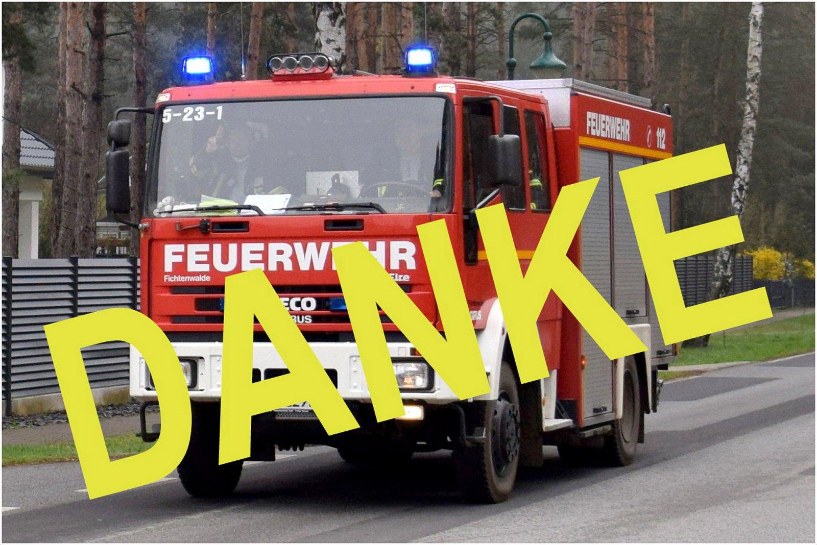 Internationaler Tag der Feuerwehrleute 2021