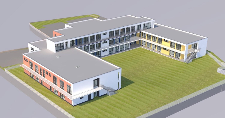 Neubauplan-Kita-Damaschkestraße_Simulation_HGW