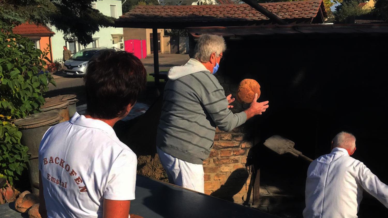 Emstaler Brotbacktag
