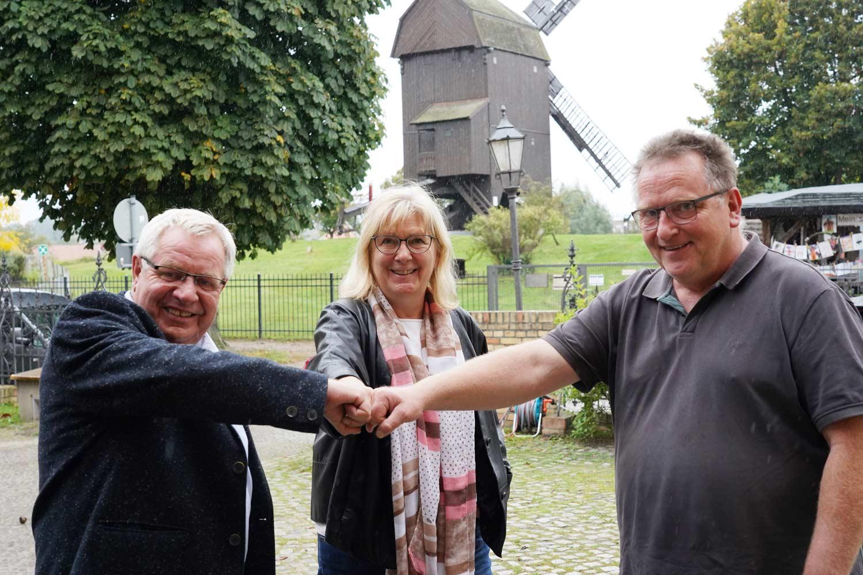 Klaus-Dieter Bartsch, Manuela Saß, Dirk Weicker