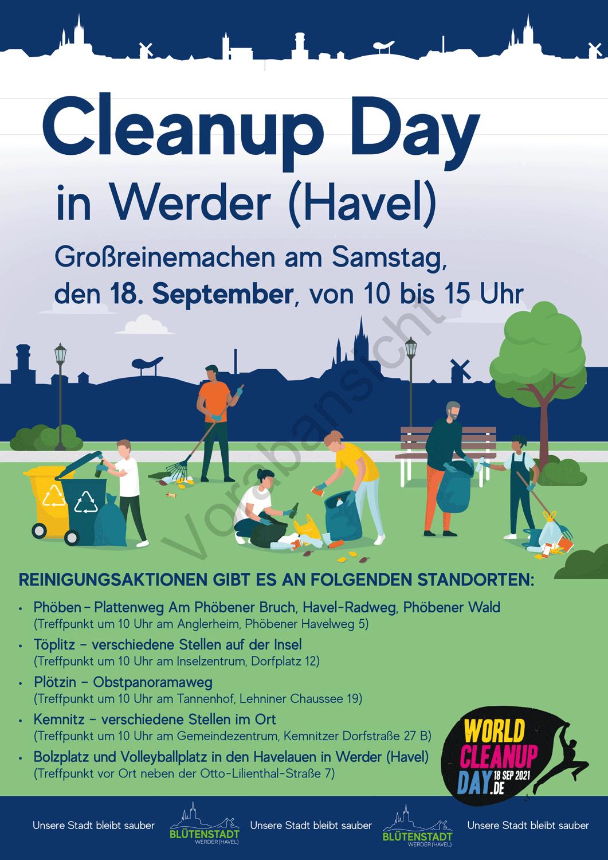 Plakat-zum-Cleaunup-Day-in-Werder