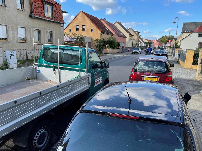 Werder(Havel), Potsdamer Straße