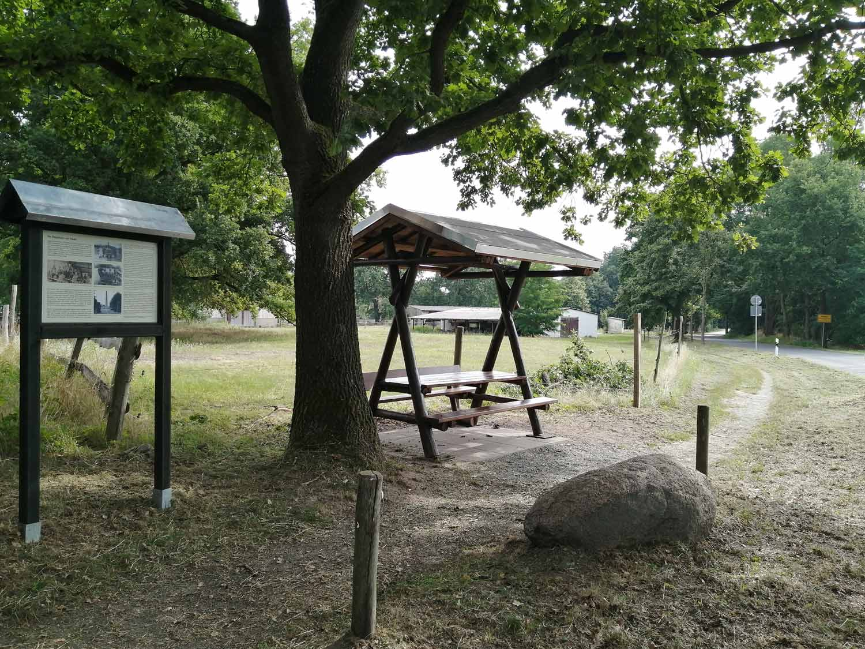 Knorpelschänke, Gohlitzsee, Rädel