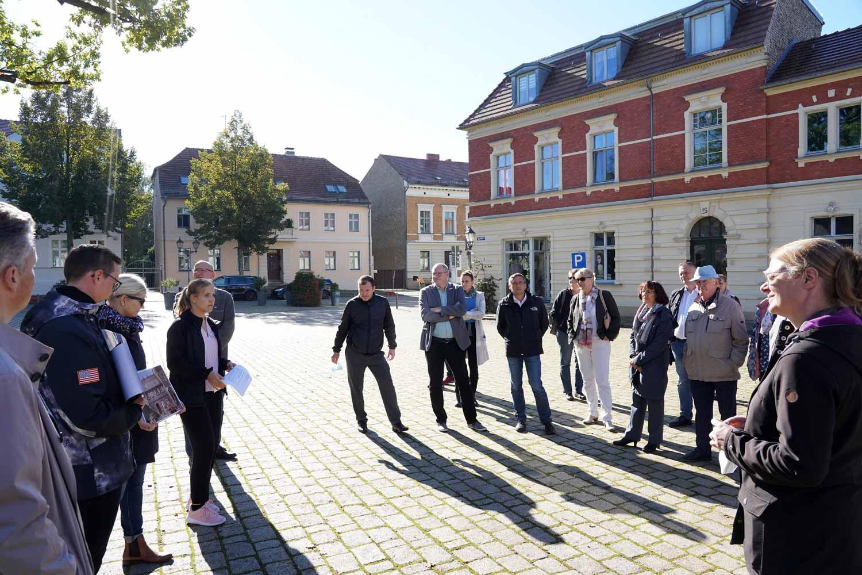 Werder, Historischer Stadtkern, Sanierung