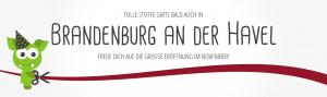 Der Stoff-Weltzling kommt nach Brandenburg a. d. H. - Einladung zur Neueröffnung @ Stoff-Weltzling